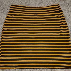 Lularoe Cassie Skirt- altered